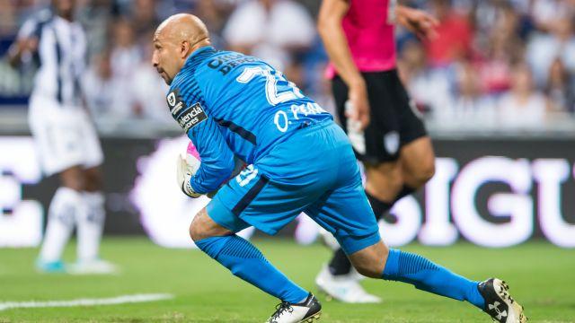 Oscar Pérez Conejo Mundial de Clubes Jugador más veterano