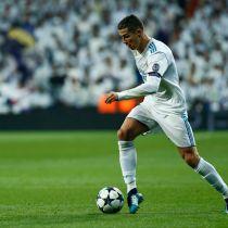 Cristiano Ronaldo, CR7, mete gol, histórico, Champions League, Real Madrid, líder, fase de grupos, historia, portugués