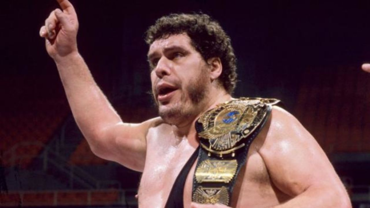 HBO Documental Andre The Giant WWE Lucha Libre