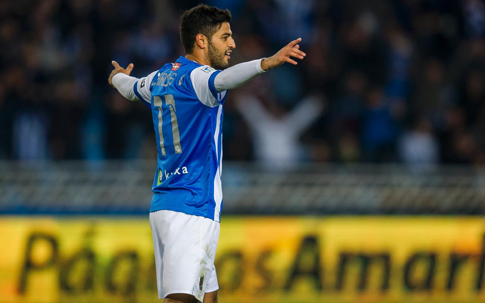 Carlos Vela, último partido, Real Sociedad, gol, San Sebastián, Estadio Anoeta, despedida, MLS, LAFC, Estados Unidos