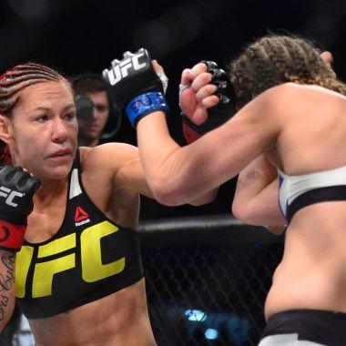 Guantes UFC UFC 219 Sensores Inteligencia Artificial Tecnología MMA