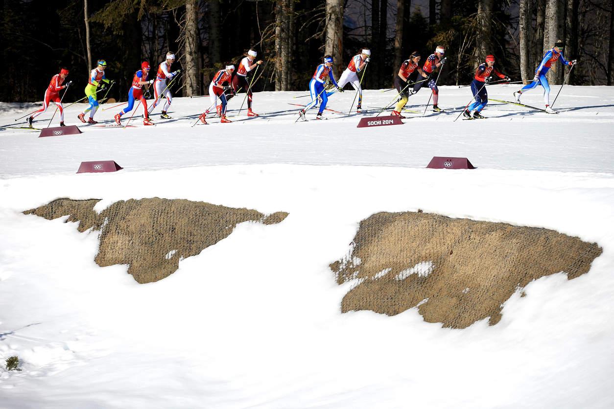 Juegos Olímpicos de Invierno extinción calentamiento global PyeongChang