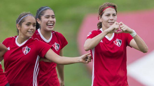 Alicia Cervantes Atlas Liga MX Femenil Chivas jugadores liga mx femenil pachuca femenil atlas femenil