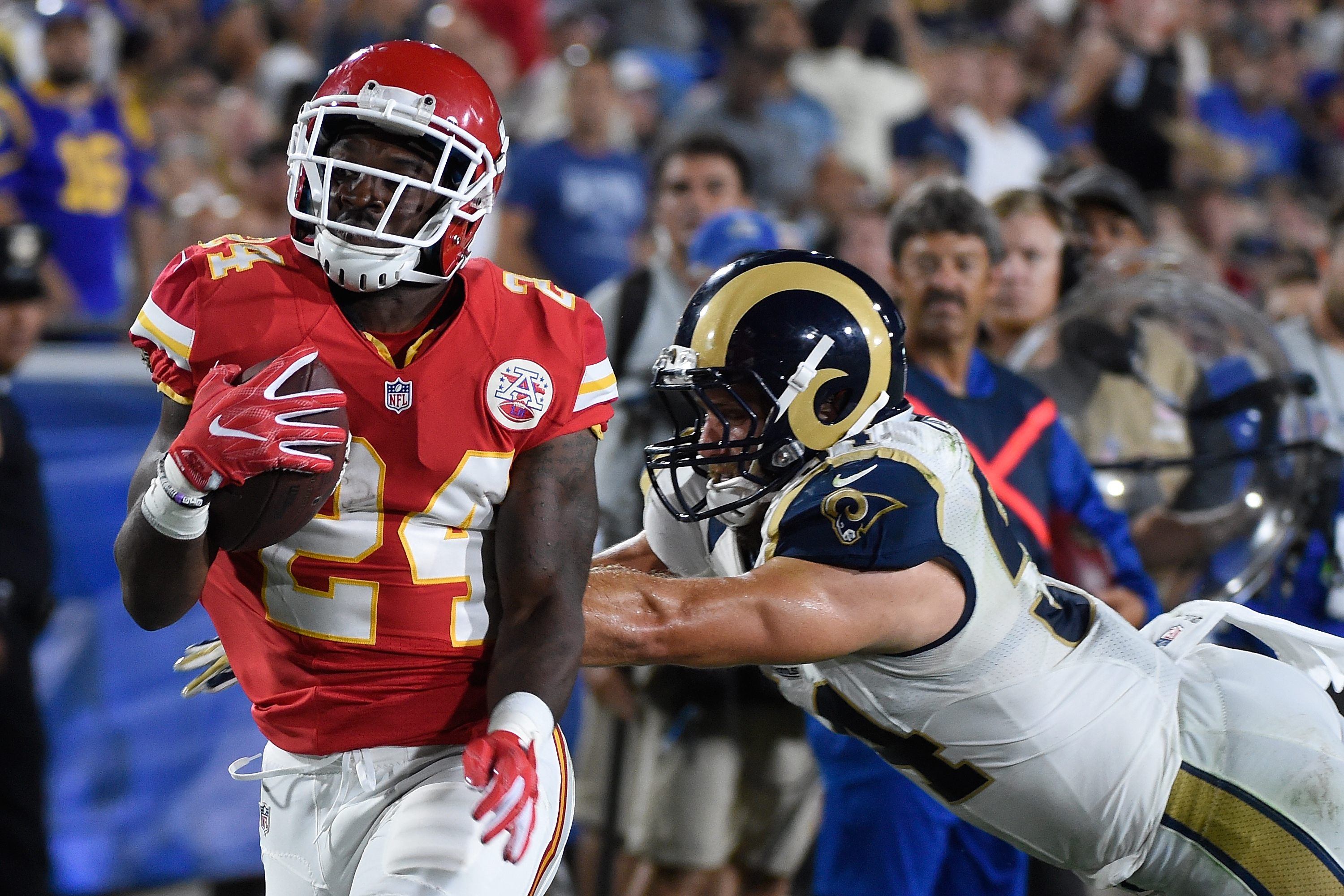 Kansas City Chiefs Los Angeles Rams NFL México
