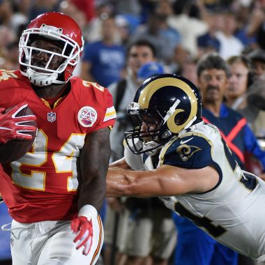 Kansas City Chiefs Los Angeles Rams NFL México