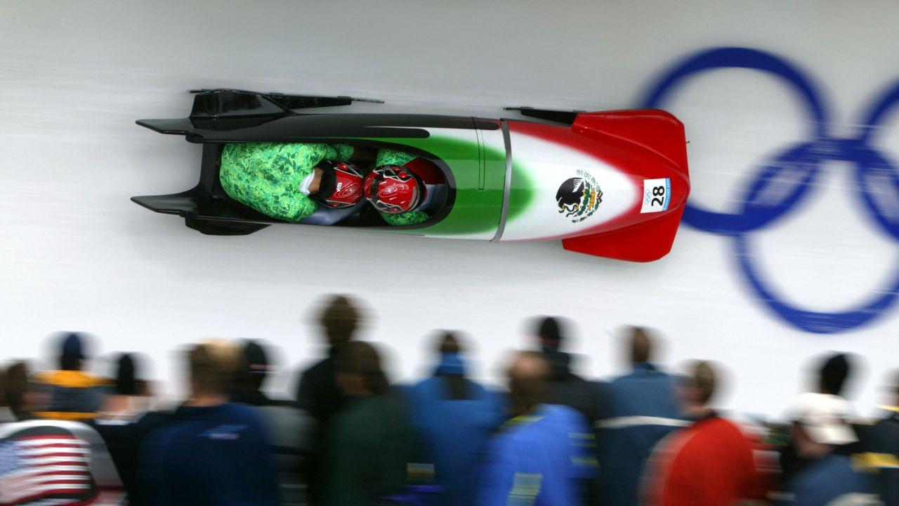 México Juegos Olímpicos Invierno Pyeonchang Corea Sur