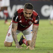 Flamengo, Brasil, suspende, contrato, Paolo Guerrero, delantero, peruano, antidoping, eliminatorias, mundialistas, Perú, Selección