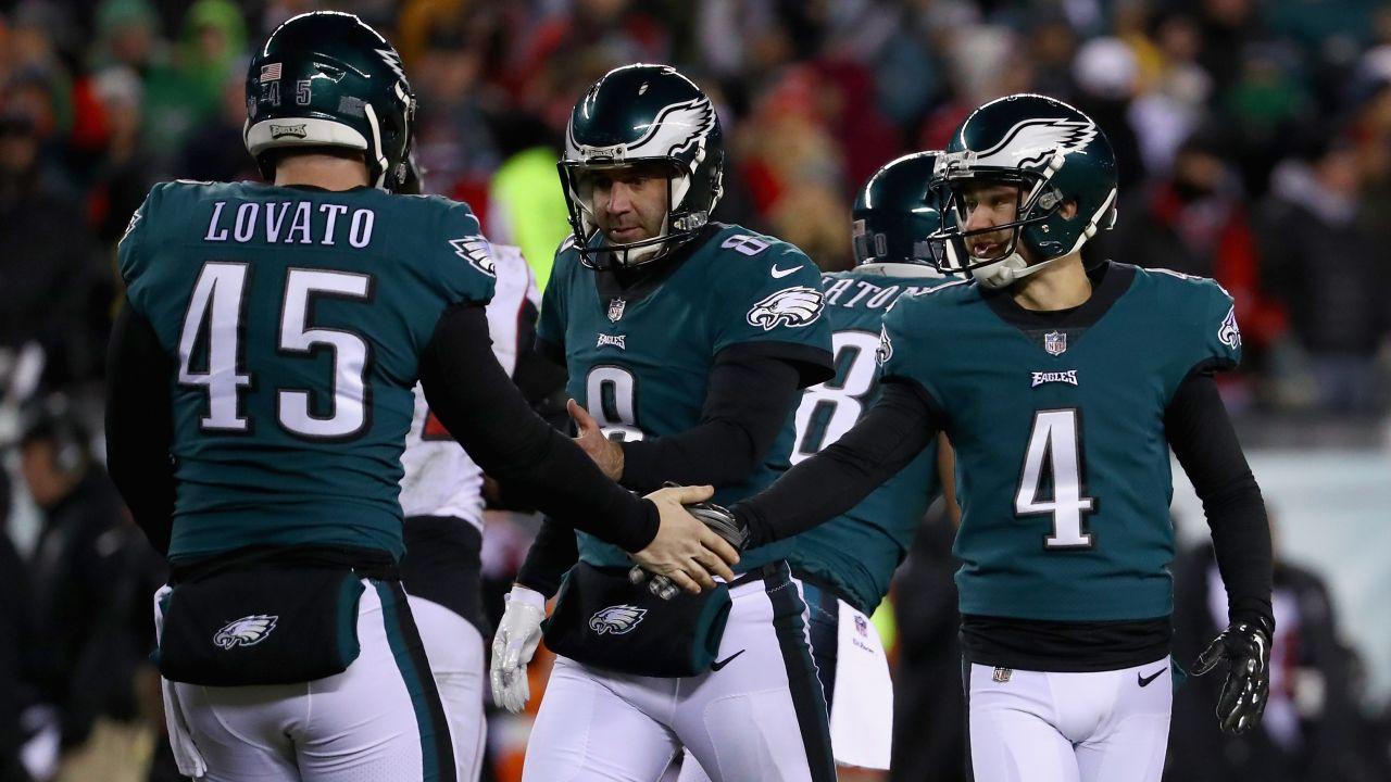 Philadelphia Eagles Atlanta Falcons NFL Playoffs
