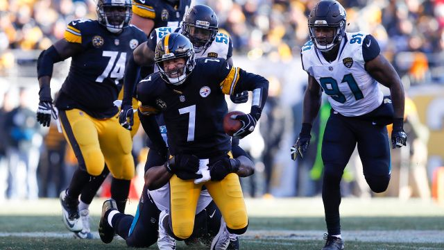 Jaguars Steelers NFL playoffs juegos divisionales
