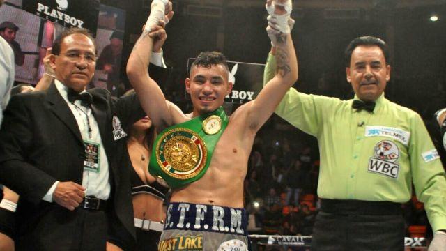 eduardo hernandez boxeador asalto balazo ciudad mexico