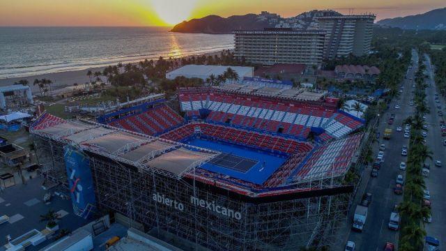 Abierto Mexicano Tenis Acapulco AMT Rafael Nadal
