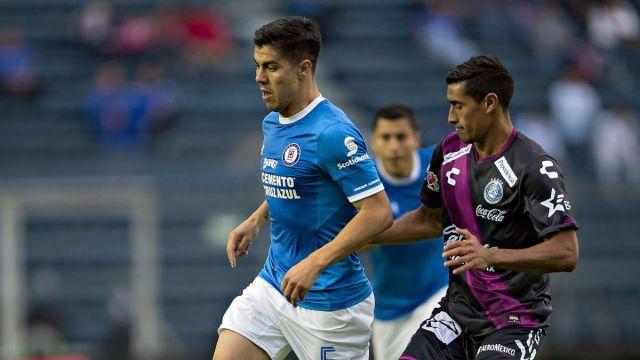 Cruz Azul Puebla Liga MX Clausura 2018 Jornada 8