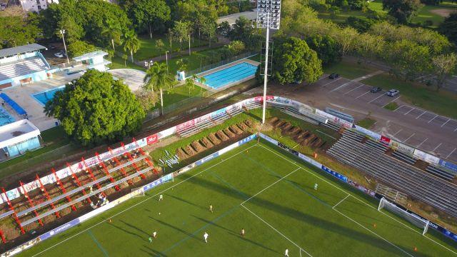 Cibao República Dominicana Estadio Chivas Concachampions