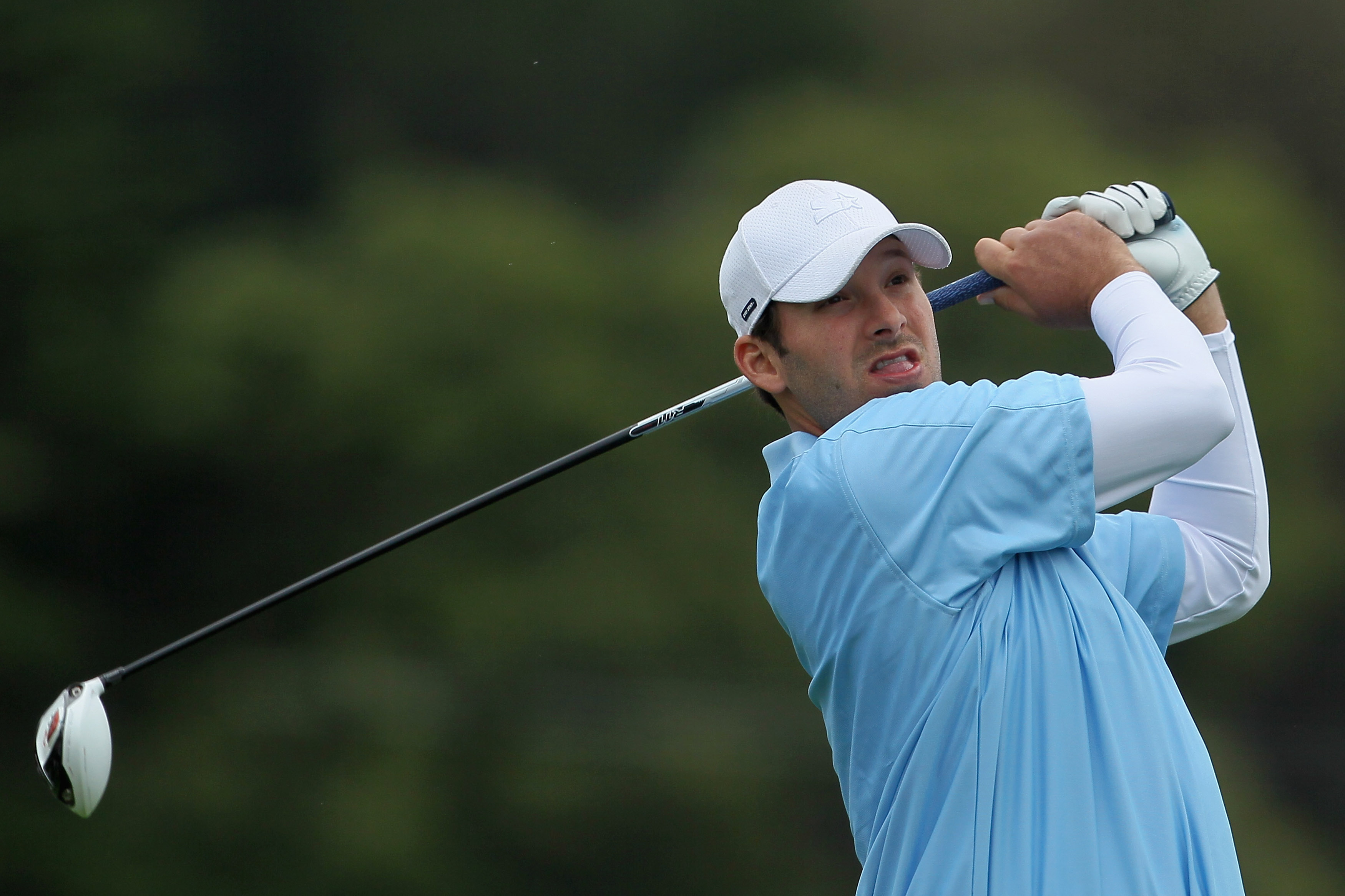 Tony Romo torneo Golf PGA regreso