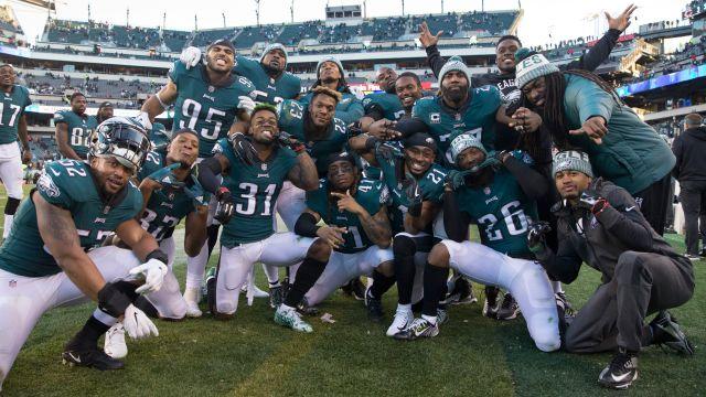 Philadelphia Eagles, Águilas, Filadelfia, ganan premio, mejor celebración, NFL, Temporada regular, Super Bowl, Super tazon, Patriots, Patriotas, Nueva Inglaterra
