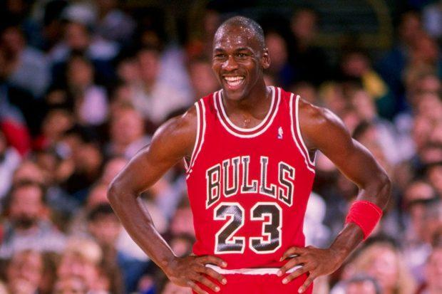 Michael Jordan Jugador Historia Mejor NBA