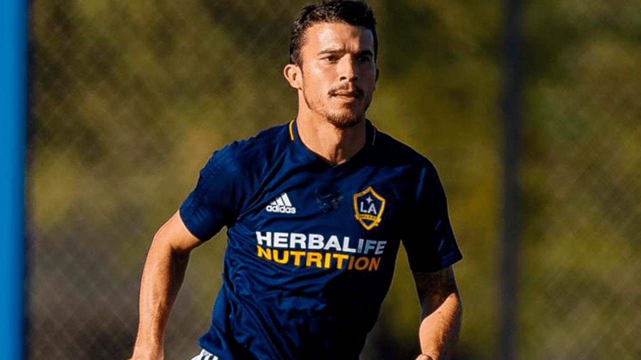 Servando Carrasco LA Galaxy MLS mexicano
