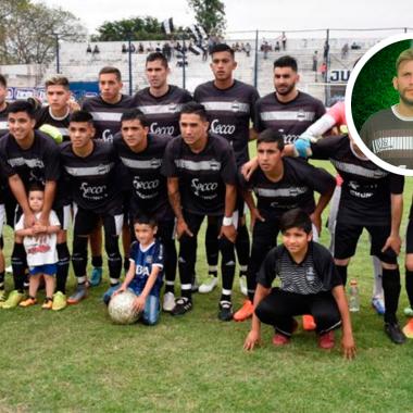 Pistola futbol argentina violencia Club Escuela Presidente Roca