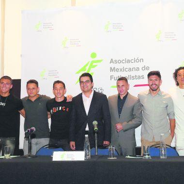 Asociación de futbolistas, manifiesta, contra, regla, desaparecer, descenso/ascenso, Liga MX, Ascenso MX, manifestación pacífica, Carlos Salcido