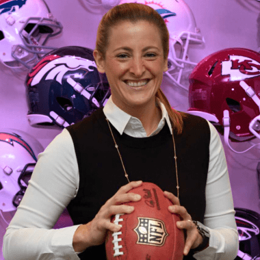 Mujeres NFL Super Bowl trabajo Women Summit