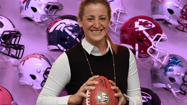Mujeres NFL Super Bowl trabajo Women Summit