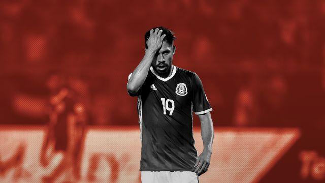 Oribe Peralta, Delantero, No merece ir, Mundial, Selección Mexicana, Convocatoria, Juan Carlos Osorio, México, Rusia 2018, América, Estadística