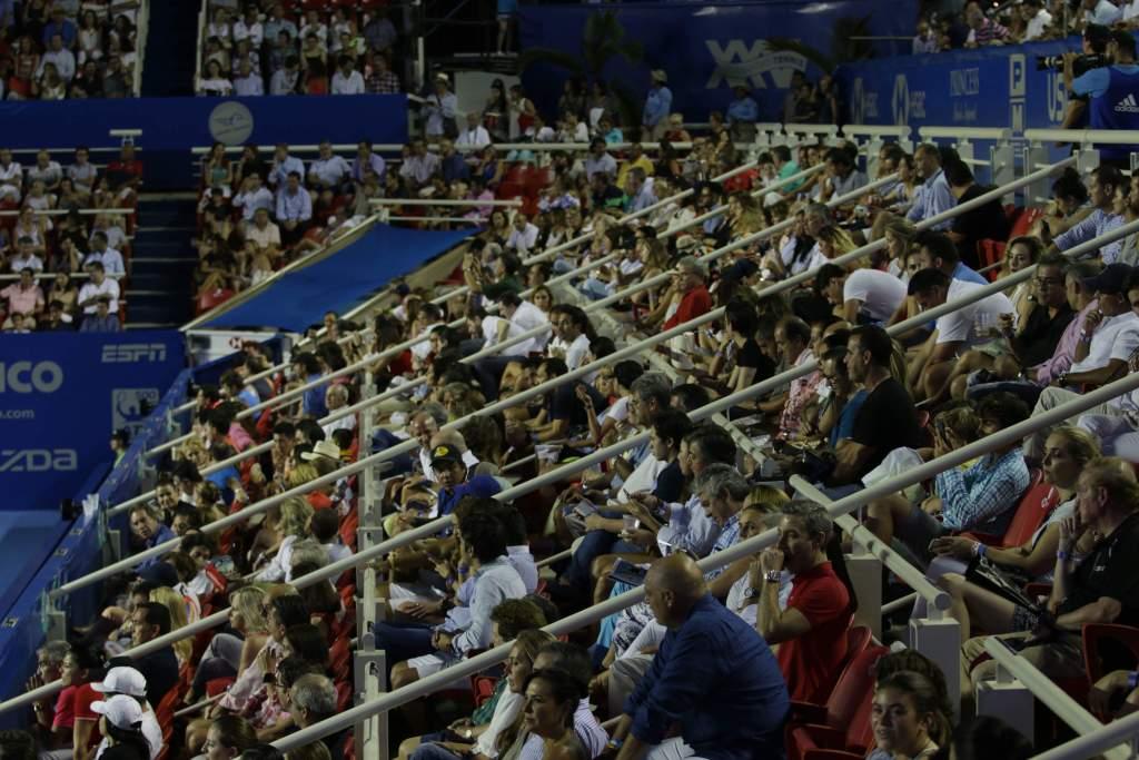 Acapulco Abierto Mexicano Tenis 2018 Guerrero Gente