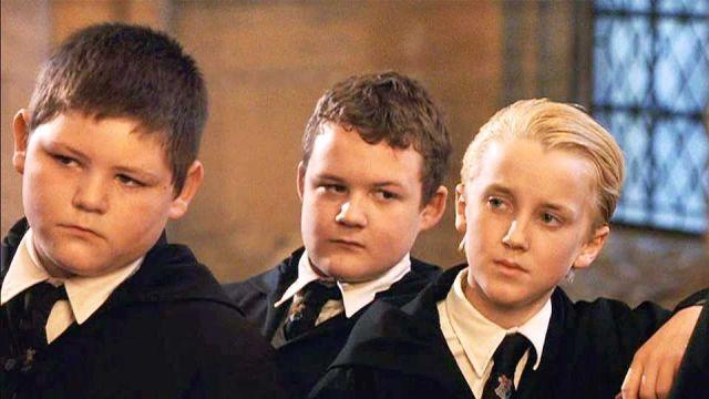 Actor Harry Potter Artes Marciales Peleador Joshua Herdman Goyle