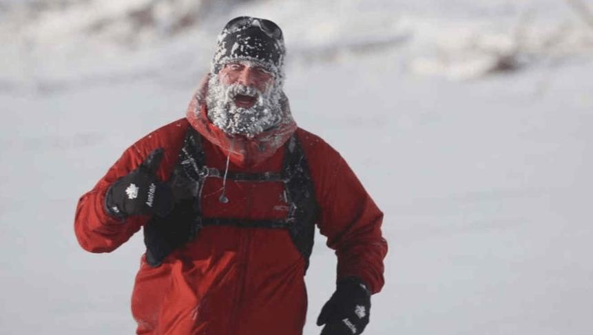 amputan extremidades ultramaratonista congelamiento Roberto Zanda canada
