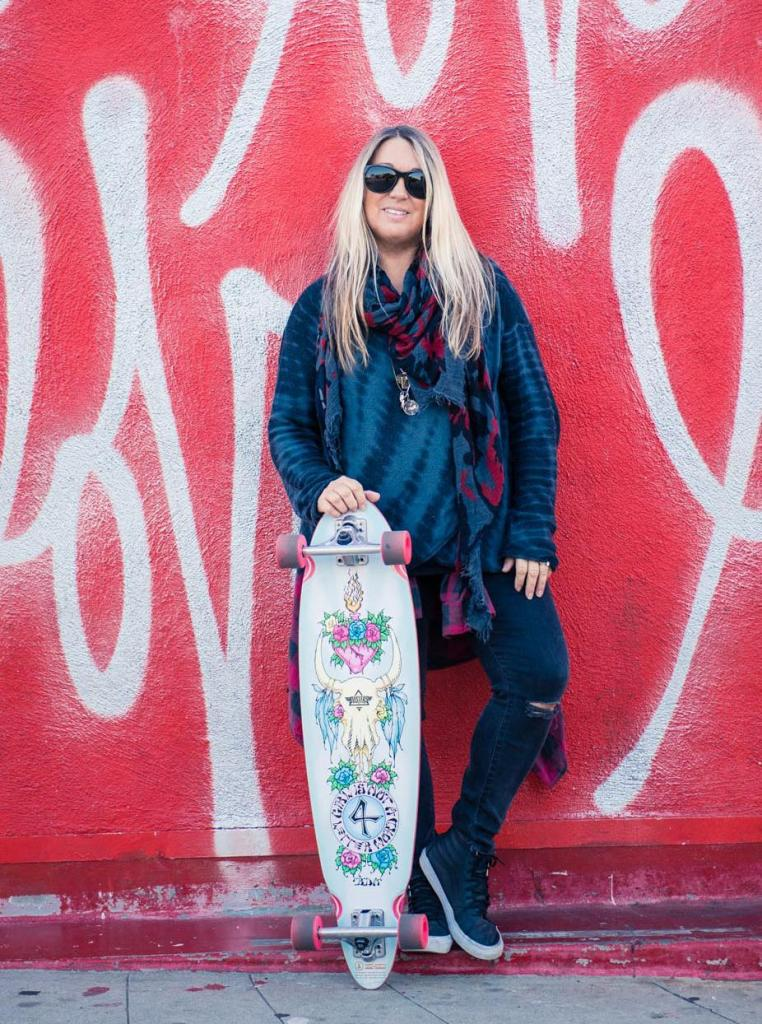 Cindy Whitehead GN4LW Chicas Mujeres Skate equidad genero