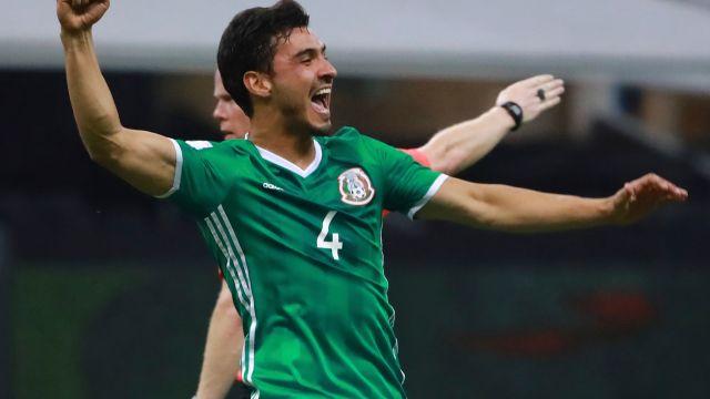 Oswaldo Alanís, Asociación de futbolistas, Defensa Central, Tienen Arreglo, Getafe, España, Mexicano, Chivas, Guadalajara, Clausura 2018