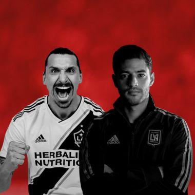 LAFC LA Galaxy Clásico Historia Los Angeles MLS