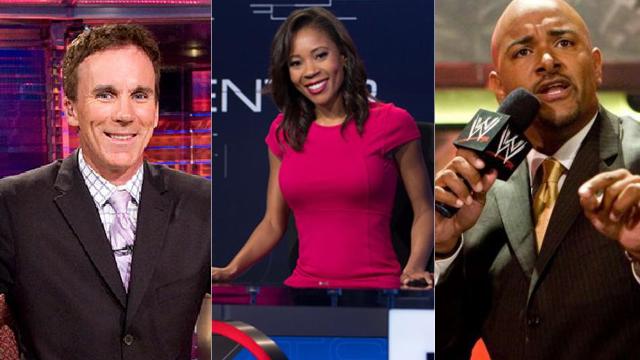 Lawrence ESPN WWE acoso demanda reportera conductores