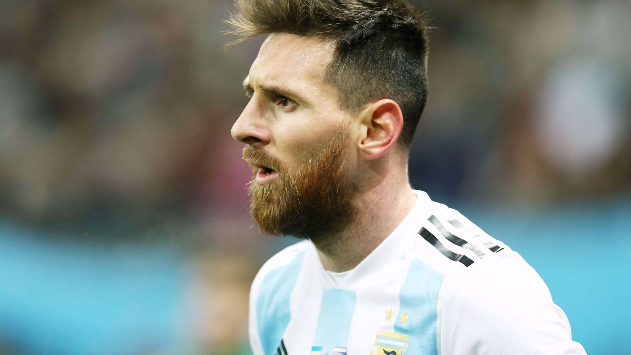 Messi se Retirará de la Selección si no gana el Mundial