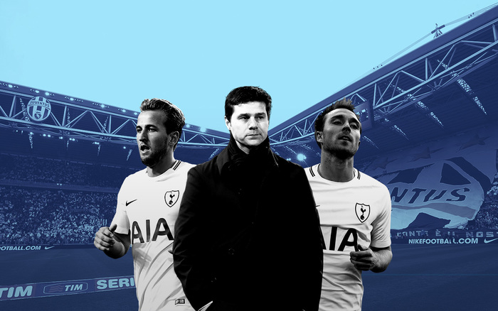 Tottenham Juventus Champions League Octavos Final