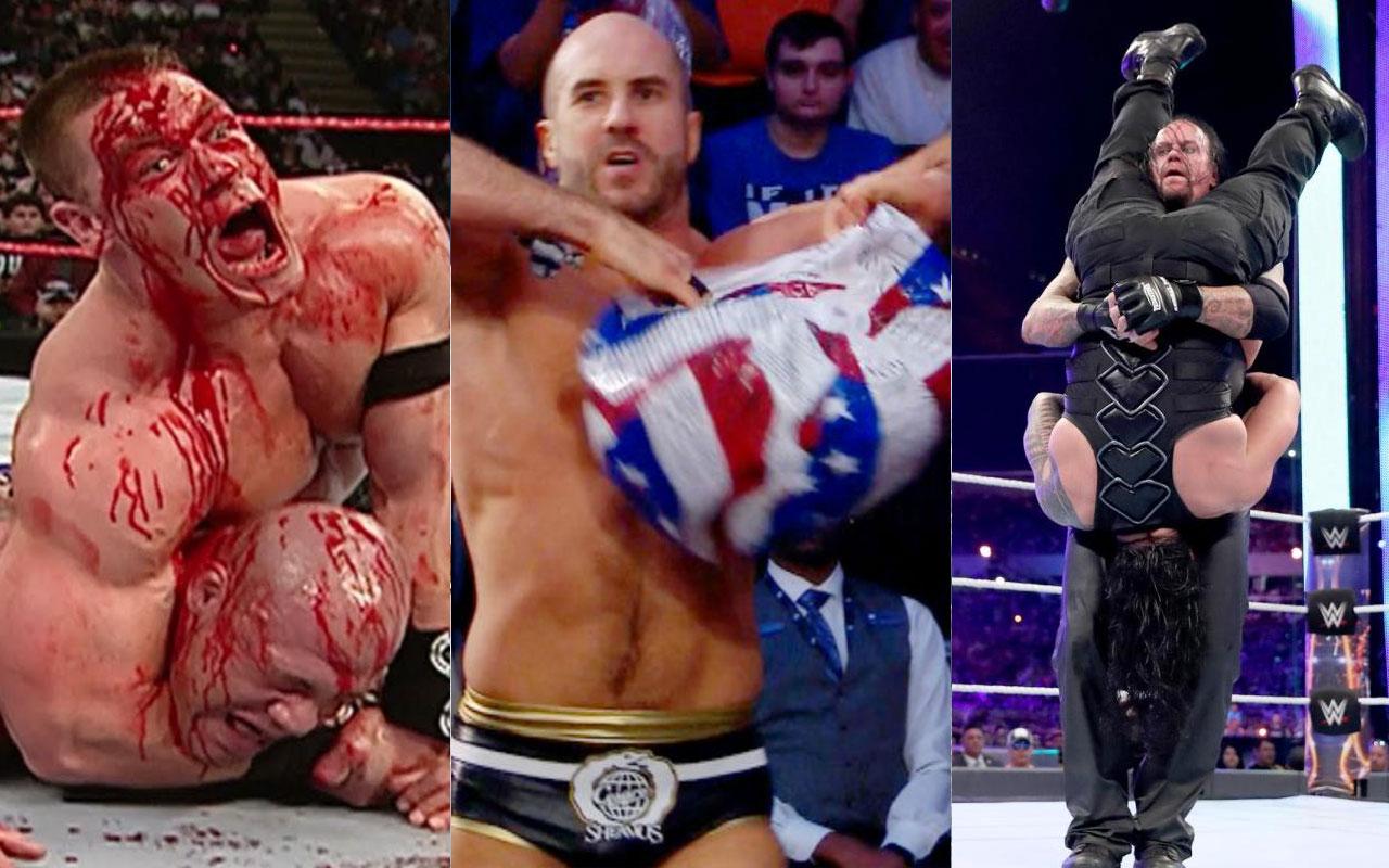 WWE WrestlerMania 34 Sangre Pelota Playa Martinete New Orleans
