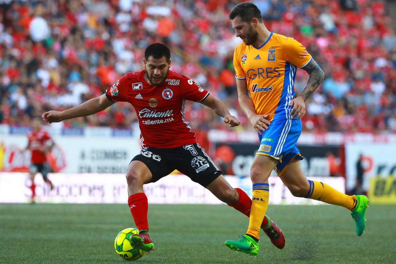 Tigres Xolos Clausura 2018 Jornada 11