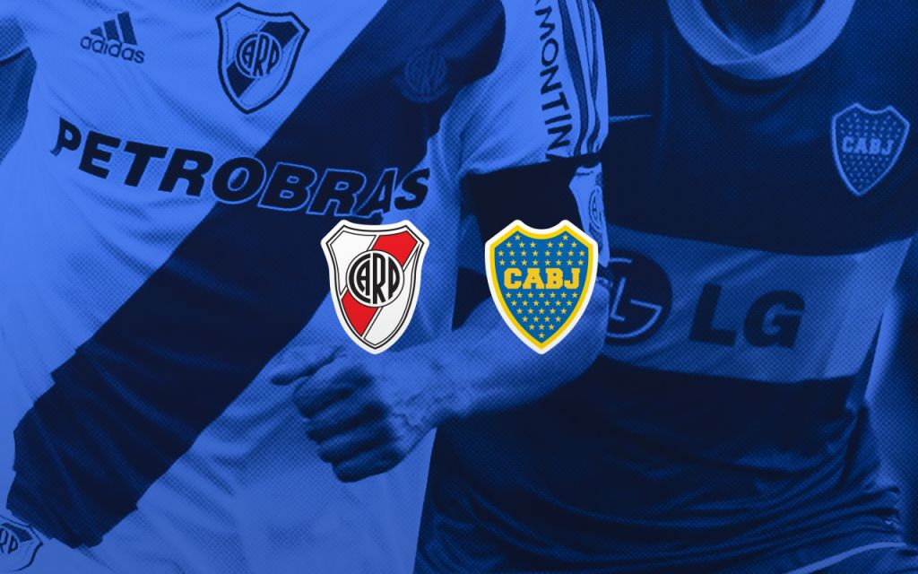 Boca Juniors River Plate Supercopa Argentina