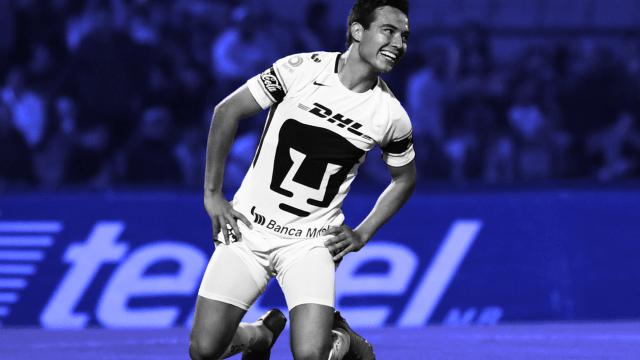 Erick Cubo Torres MLS Pumas Cruz Azul