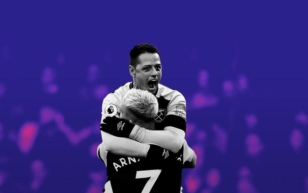 Chicharito anotó con el West Ham y desató el malinchismo