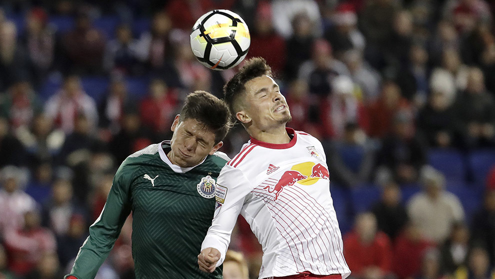 Chivas Red Bull Semifinales Concachampions Final