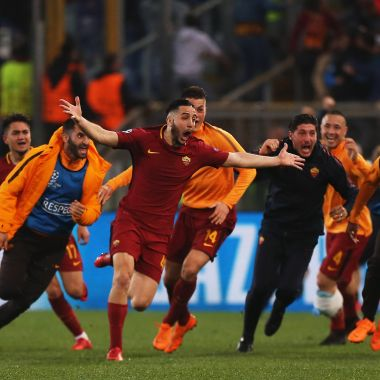 Barcelona Elimina Roma Champions League Cuartos de Final