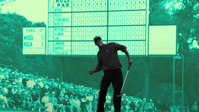 Tiger Woods único capaz hacer interesante golf