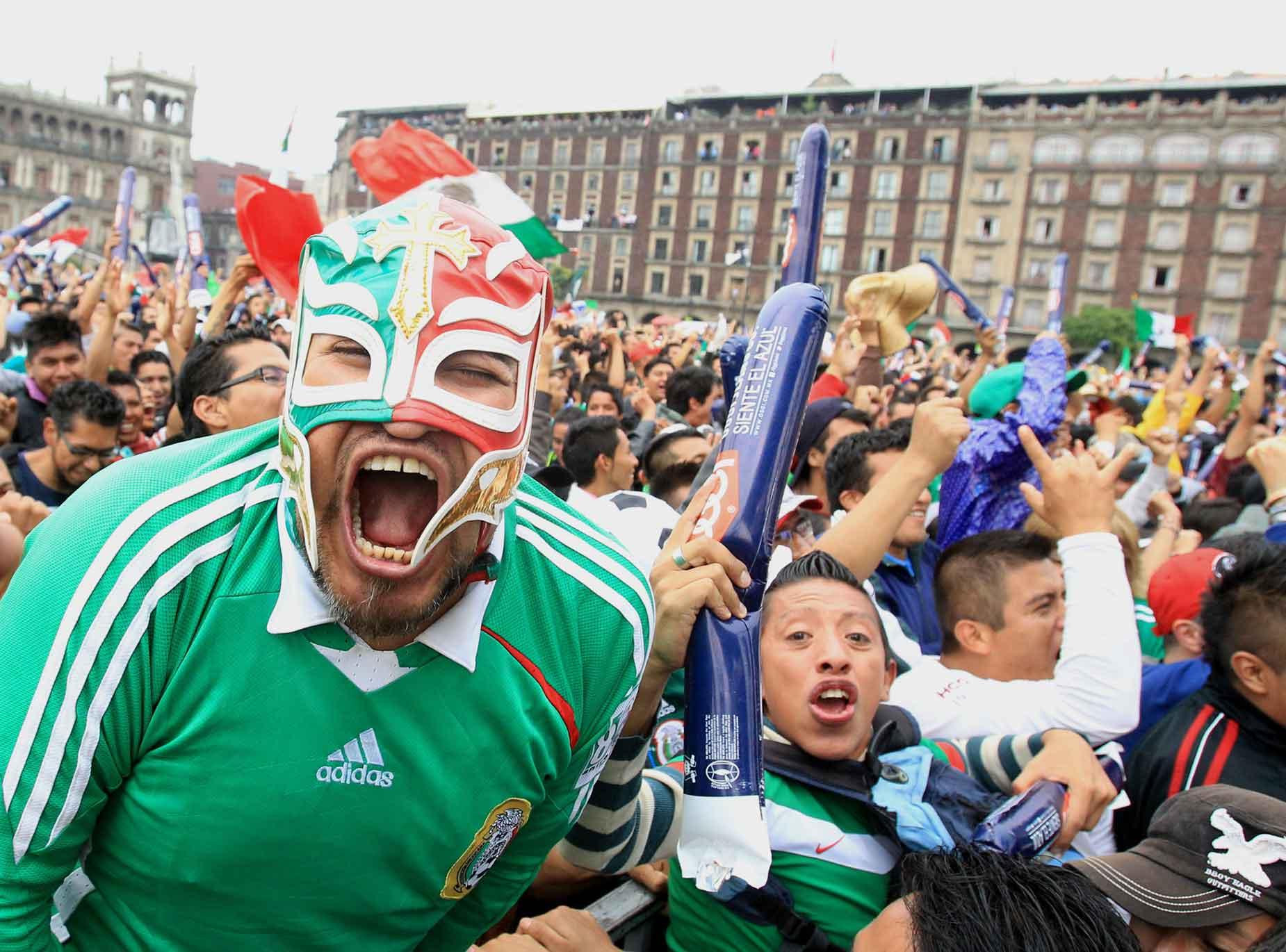 Aficionados Mexicanos Mundial Escándalos Rusia 2018 Copas del Mundo Selección Mexicana