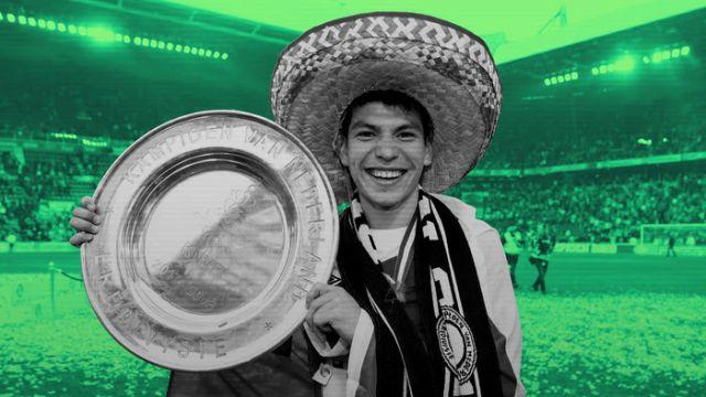 Hirving Chucky Lozano PSV Selección Mexicaca ADN Ganador Holanda