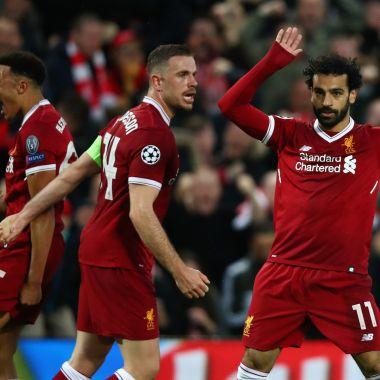 Liverpool Roma Semifinales Champions League Mohamed Salah
