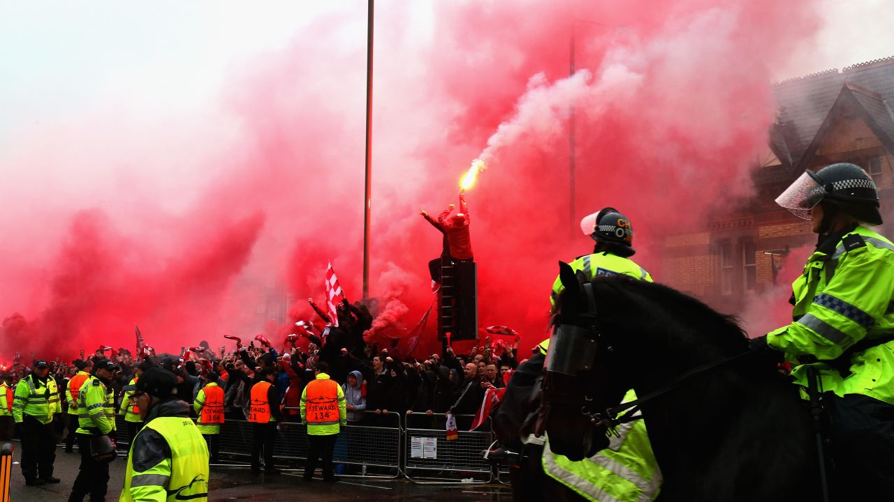 Batalla Roma Liverpool Video Champions League Semifinales