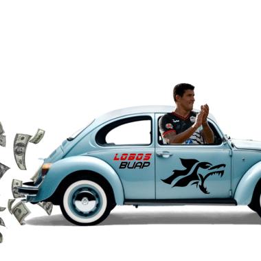 Lobos BUAP Liga MX Volkswagen Apoyo Audi Descenso Ascenso MX Liga