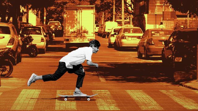 Max Barrera Vans Team Manager skater profesional Mexico OK
