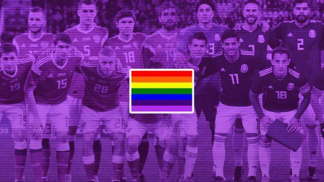 México Rusia Homofobia Mundial 2018 Homosexualidad